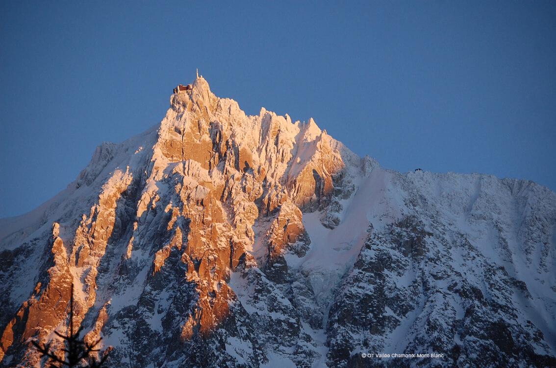 Aiguille du Midi ©OT Vallee de Chamonix-Mont-Blanc
