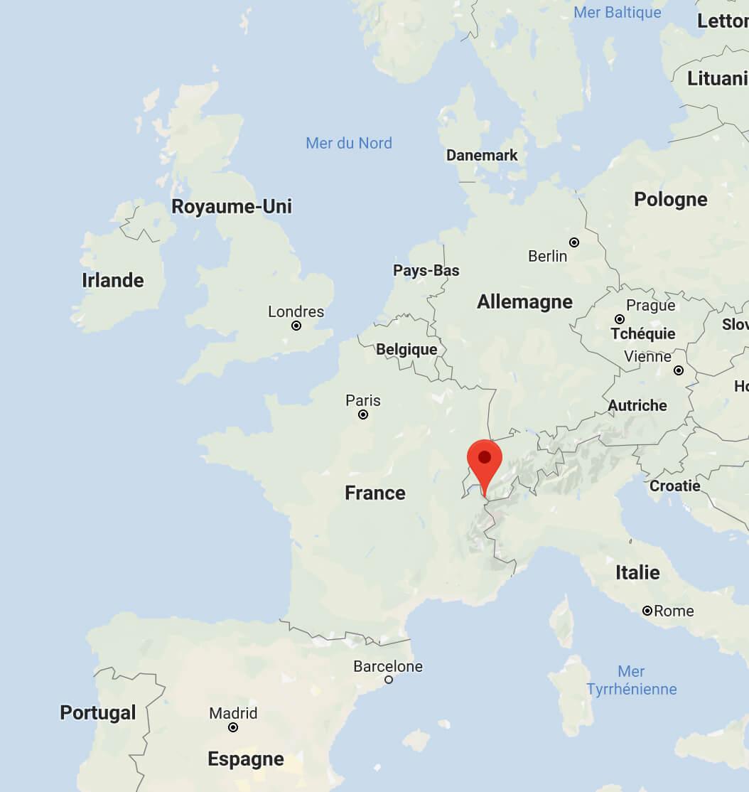 Seminaire à Chamonix, au coeur de l'Europe